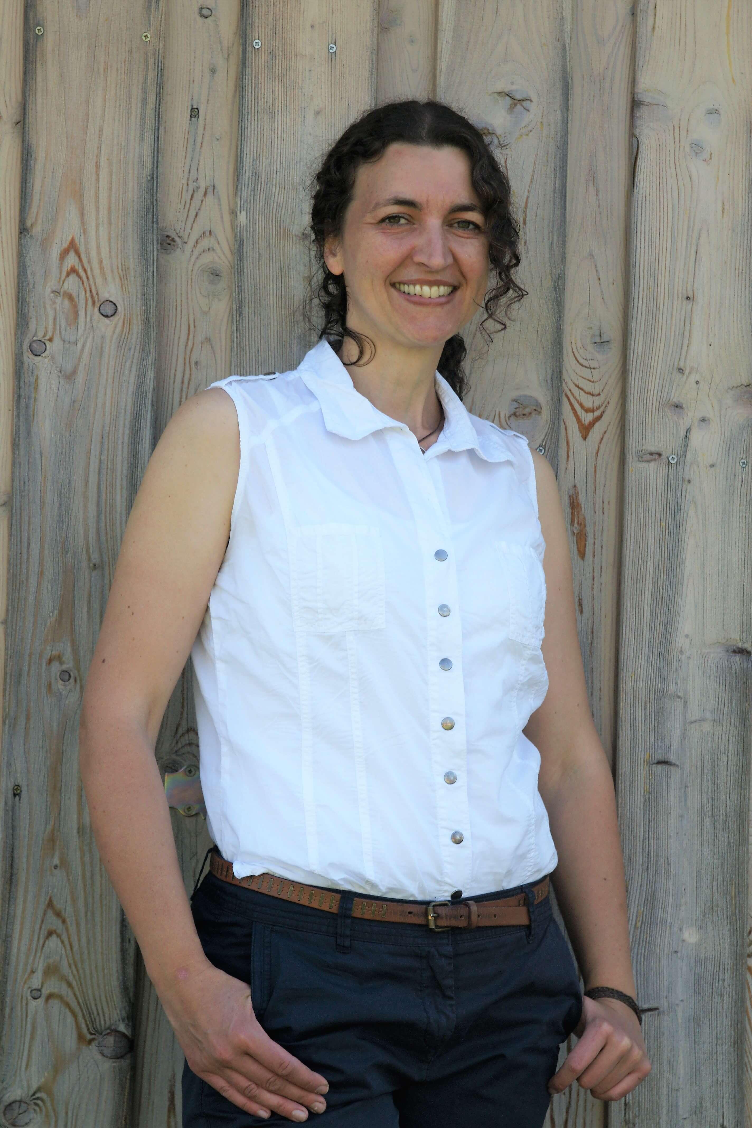Andrea Farnung – Erzieherin, Heilpraktikerin, staatl. zert. Kräuterpädagogin